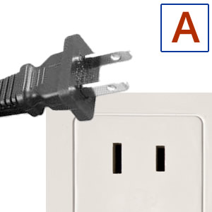 Electric socket and plug A
