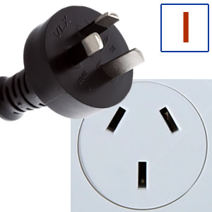Electric socket and plug I